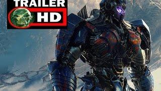 TRANSFORMERS 5 EL ULTIMO CABALLERO -The Last Knight  ESPAÑOL LATINO- oficial trailer FULL HD 2017