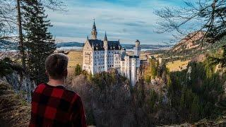 castle in mountains | Germany series ep3