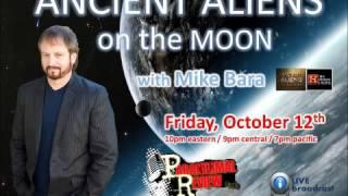 Paranormal Review Radio -Ancient Aliens on the Moon with Mike Bara