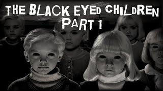 SCARY STORY - Episode 6 - The Black Eyed Children PART 1