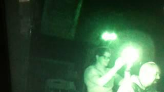 Ghost Adventures - Whaley House - What was that behind Zak?