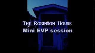 The Robinson House