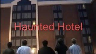 Haunted Hotel - Ghost Hunters