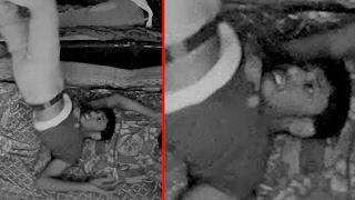 OMG! MOST SHOCKING GHOST ATTACK VIDEO CAUGHT ON CCTV CAMERA   Real Life Scary Video   Real Ghost