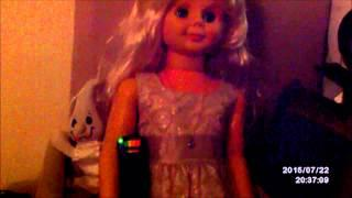Haunted Doll Collection : Amy Being Active