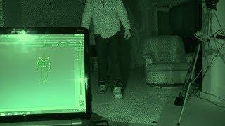 XBOX Kinect Ghost Paranormal Activity Haunted Sallie House EVP day 2 p.4 2013