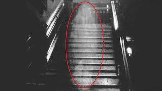 Shocking Haunted Ghostly Figure Caught on Cctv Camera !! Supernatural Paranormal Activity