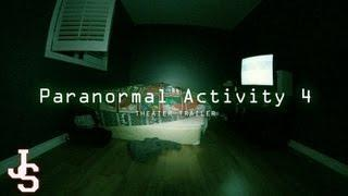 Paranormal Activity 4 Funny Parody