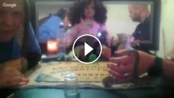 ZOZO ZAZA MAMA EGGBURT OUIJA BOARD GHOST BOX LIVE SHOW