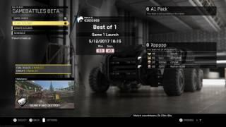Call of Duty®: Infinite Warfare_ BETA LADDER GLITCHED OUT