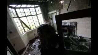 PERSONAJE ATERRORIZA A VISITANTES DE HOSPITAL ABANDONADO [Sentido Paranormal]