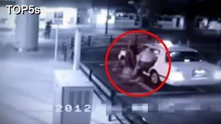 5 Terrifying & Convincing Videos of Ghosts Caught On CCTV Cameras