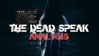 Paranormal Voice | PROCESS OF DEATH | THE DEAD SPEAK | ANALYSIS | Spirit Box Session 9