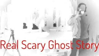 Real Scary Ghost Story Caught On Tape, My Haunted House Attacks my Mum. Yorkshire.