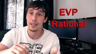 Rationalising an EVP (Electronic Voice Phenomenon)