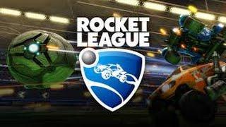 Rocket League#1-La prima è  dei bambini!!!(umiliazione totale)!