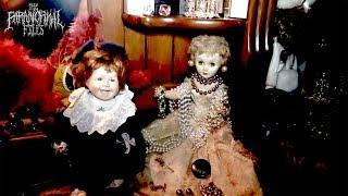 Will These TWO HAUNTED DOLLS Interact With Each Other? | THE PARANORMAL FILES