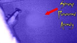 Unexplainable Paranormal Anomaly Caught on Camera