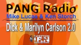 Dick & Marilyn Carlson 2.0 - Lost UFO Files -PANG Radio - Insider's Preview