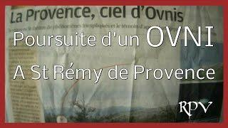 Poursuite d'un OVNI le 19/05/2015 - France HD