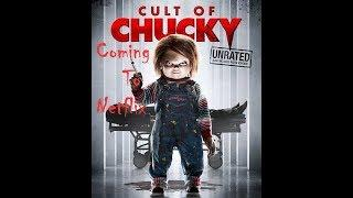 Cult Of Chucky Will Be On Netflix In 5 Days