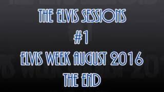 The Paranormal Puck & Sony Walkman Session on Elvis Week 2016