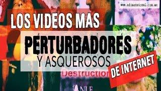 Los 10 Videos Más Asquerosos de Internet | No Loquendo | No Dross |No Mamen