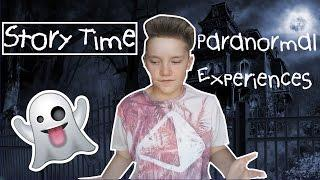 MY PARANORMAL/SUPERNATURAL EXPERIENCES | Story Time
