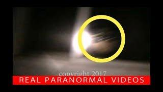 Man catches Ghost of Dead Man Living In His Garage? Ghost caught on camera.