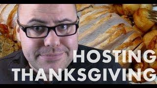 How to Be A Good Thanksgiving Host