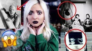 THESE CREEPY PICTURES WILL GIVE YOU NIGHTMARES! *TERRIFYING*