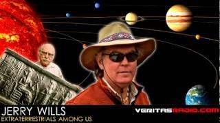 Jerry Wills on VERITAS Radio | Extraterrestrials Among US | Segment 1 of 2