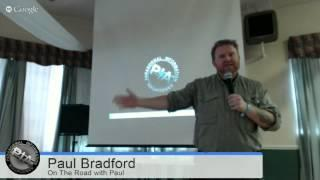 Paul Bradford (Ghost Hunters International) On The Road