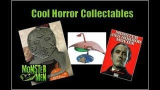Cool Horror Collectables - Monster Men Ep. 132