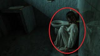 5 MYSTERIOUS Ghost Sightings Caught on Camera | Real Paranormal Activity