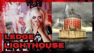 The Most SCARIEST Haunted Lighthouse..