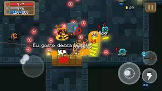 Caralhada de Munição - Soul Knight