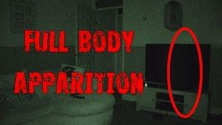 Full Body Apparition! - Real Paranormal Activity Part 54