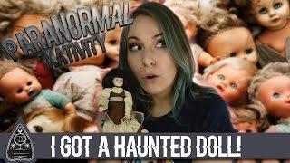I got a Haunted Doll!