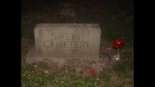 Strange photos taken at Stepp Cemetery
