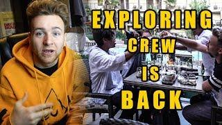 Exploring Crew is Back !