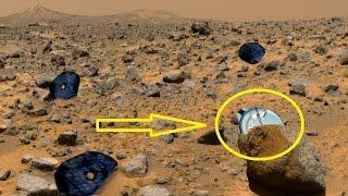 UK's Lost Beagle 2 Mars Lander or many evidence shows UFO found ?