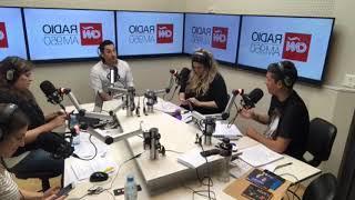 Ariel Ardit en CNN RADIO AM 950 | Héctor Rossi CNN MUSICA Y SHOW