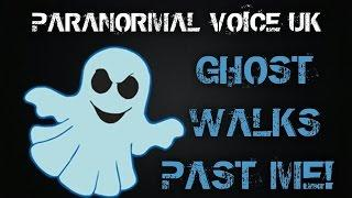 Paranormal Voice | REAL GHOST SIGHTING | Activity in my home