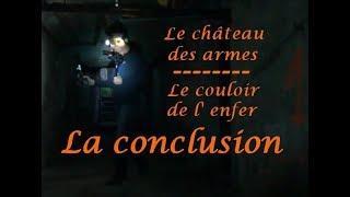 Michael chasseur de fantômes, le château des armes , la conclusion