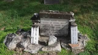 Boone Hutcheson Cemetery Investigation