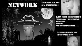 Paranormal Into The Night Debbie Perkins Maine Extreme Paranormal 8/4/16