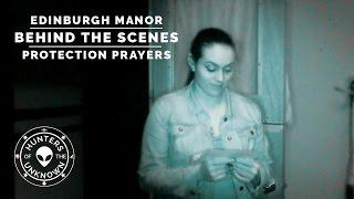 Behind the Scenes - Protection Prayer