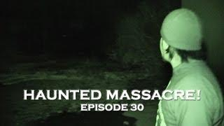 Real Paranormal Videos! Massacre Ghost Caught on Tape! (DE Ep. 30)