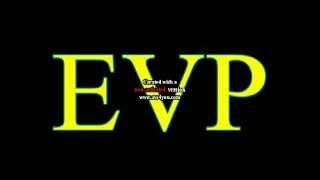 """Captured EVP! You can communicate with us through this! Reply """"ALRIGHT!"""""""
